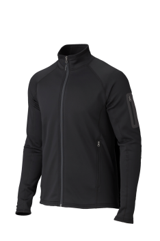 Kurtka Marmot Power Stretch Jacket black